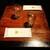 THE FUNATSUYA - その他写真:本日案内された 2人用テーブル席、温かいお湯が出されます。      2020.07.24