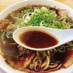 新福菜館  - スープリフト!