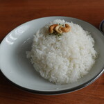 インド・ベトナム ブッダ - ご飯少な目の2/3くらいのご飯