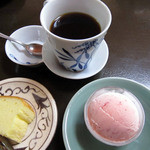 うなぎ割烹 きょう豊 - コーヒーとデザート