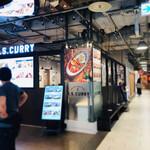 J.S. CURRY - 【J.S.CURRY】 みなとみらい東急スクエアの 地下1階にあります。