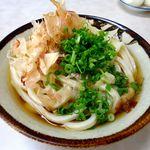 桑島製麺所 - ぶっかけ冷2玉