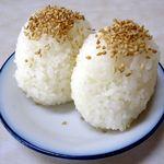 桑島製麺所 - おにぎり