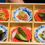 象印食堂 - 豆皿6種