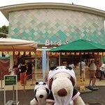 上野動物園 バードソング - 朝からシャンシャン一家を2回観覧した後、ボキらは上野動物園内にある売店でおやつをいただくことに。