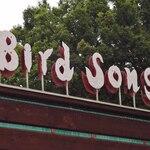 上野動物園 バードソング - こちらは東園にある藤棚休憩所売店『バードソング』だよ。
