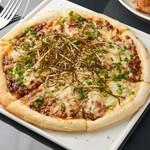 nano - 納豆ピザ