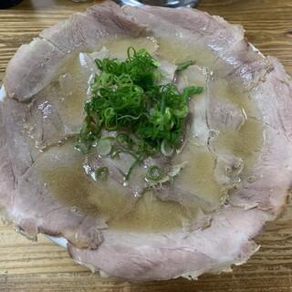 中華そば 紅蘭 - 料理写真:チャーシュー大