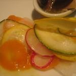 タイーム - 2012・6・11 野菜マリネアップ