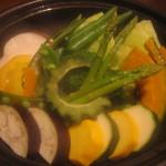 タイーム - 2012・6・11 野菜タジン蒸し