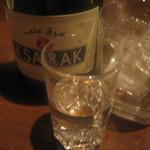 タイーム - 2012・6・11 イスラエルの蒸留酒