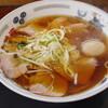 火風鼎 - 料理写真:チャーシューメン、煮たまご