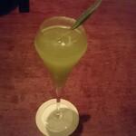 133793405 - マスカットとシャンパンのカクテル