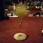 133793415 - マスカットとシャンパンのカクテル