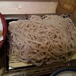 いわもとQ - 天ぷらセット(もり)そば大盛り