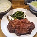 133797174 - 牛たん定食・C(6枚) 2,400円