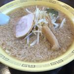 江川亭 - 中華麺(細麺)