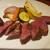 Plumier - 料理写真:牛ハラミのステーキ