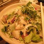 炉端焼 ダン炉 - 野菜サラダ