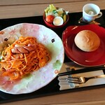 はなのさと - 料理写真:ナポリタン