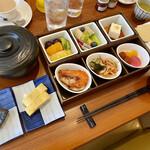 インターコンチネンタルホテル大阪 - 朝の和朝食\(//∇//)\