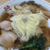 古川農園 - 料理写真:ワンタンメン、手打ち。