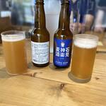 133810692 - 暑い昼にはビール\(//∇//)\