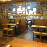 酒と肉天ぷら 勝天 - 店内雰囲気