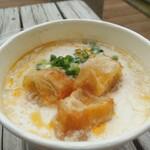 東京豆漿生活 - 鹹豆漿(豆乳スープ)450円