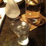 舞桜 - ドリンク写真:日本酒は意外と豊富