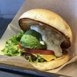 the 3rd Burger - アボカドチーズバーガー