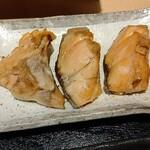 133825386 - 銀鮭は身が厚くて脂しっかり旨い