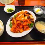 台湾料理 スタミナ食堂 - 料理写真: