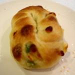 白楽ベーグル - 季節の枝豆チーズ