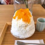 甘味 イコマヤ - 白雪みかん