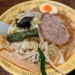 江川亭 - 野菜麺¥950