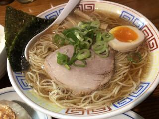 日の出製麺所 - 東京ラーメン。