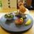 kitchen俊貴 - 料理写真:アミューズ:的矢湾の岩牡蠣フライ、鮑、カスマニアサーモンのロースト。      020.07.23