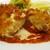 kitchen俊貴 - 料理写真:車海老のクロケット:かなり大きな車海老を開いて ベシャメルソースを併せて揚げてあります。車海老のお味がしっかり感じられ、熱々で、味わい深い上品なフライになっています。      020.07.23
