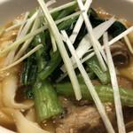 唐朝刀削麺 - パイコー刀削麺