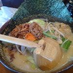 13384057 - 江戸前味噌 野菜