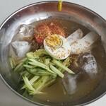 韓日家 - 料理写真:韓国冷麺