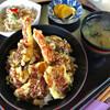 ごはん処 茶茶 - 料理写真:天丼 880円