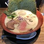 Chuukasobashigi - 特製鶏豚出汁らーめん