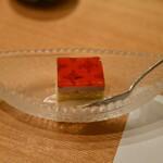 鮨割烹やま中 - デザート