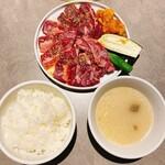 銘柄高級焼肉 MASU - ハラミ150g