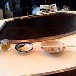Fujiteppanyaki - 肉、待機中
