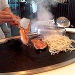 Fujiteppanyaki - 鮮やかな手さばきに見入ってしまいます