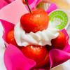 菓子工房 オヤマダ - 料理写真:さくらんぼ。大粒で美味しかった!