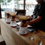 宮の森アルケミストコーヒー - ドリンク写真: